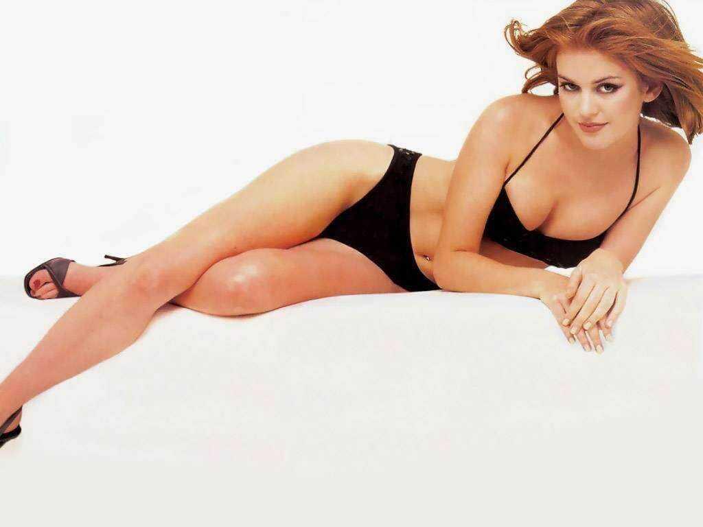 Isla Fisher Nude Pics
