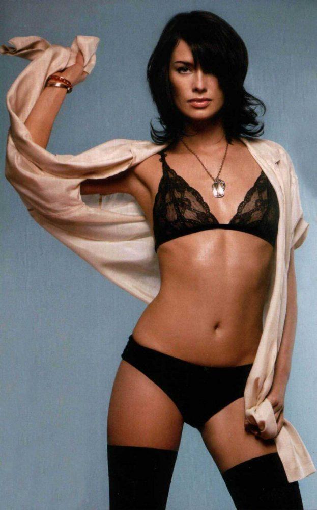 Lena Headey Bikini