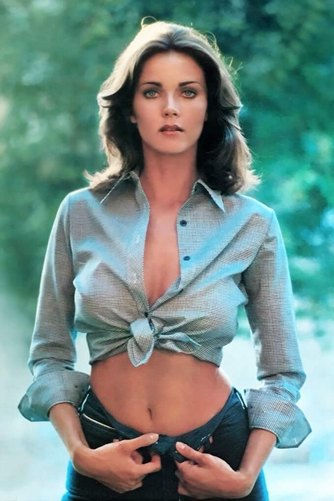 Lynda Carter Boobs