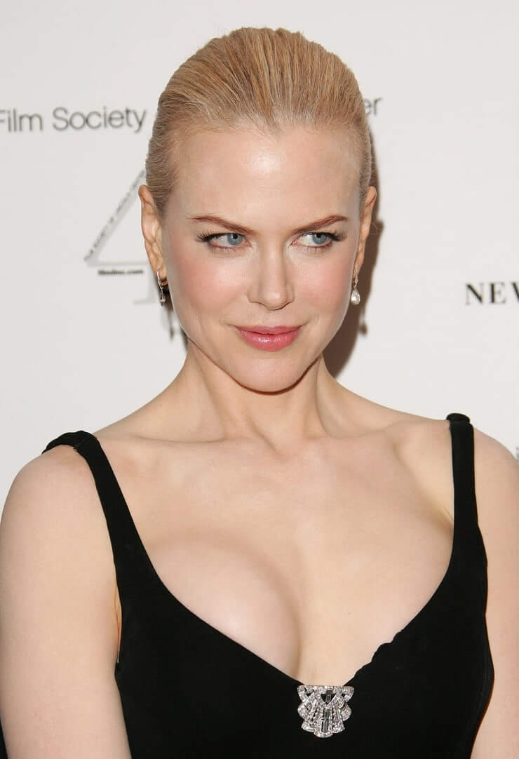 Nicole Kidman Boobs