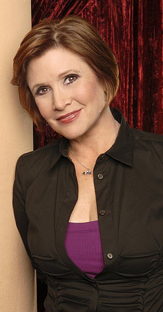 Carrie Fisher Wallpaper