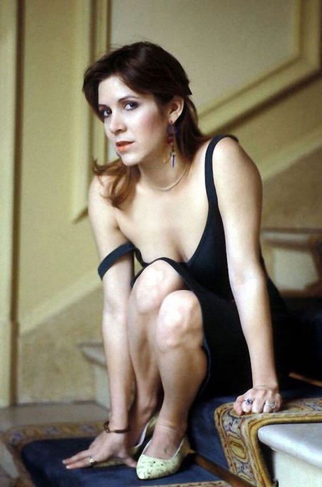 Carrie Fisher Nude Pictures