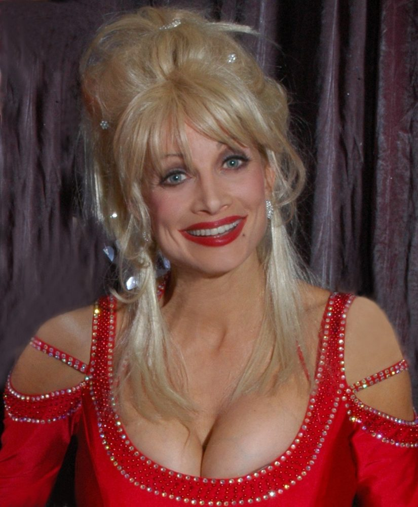 Dolly Parton Boobs