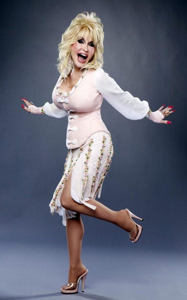 Dolly Parton Ass