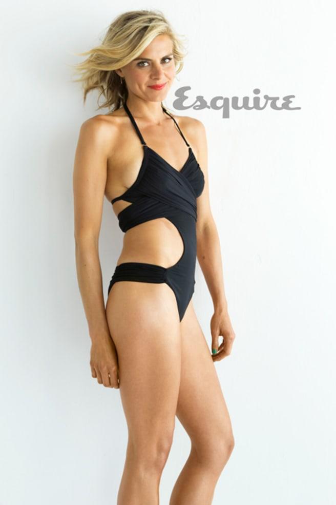 Eliza Coupe Bikini Pictures