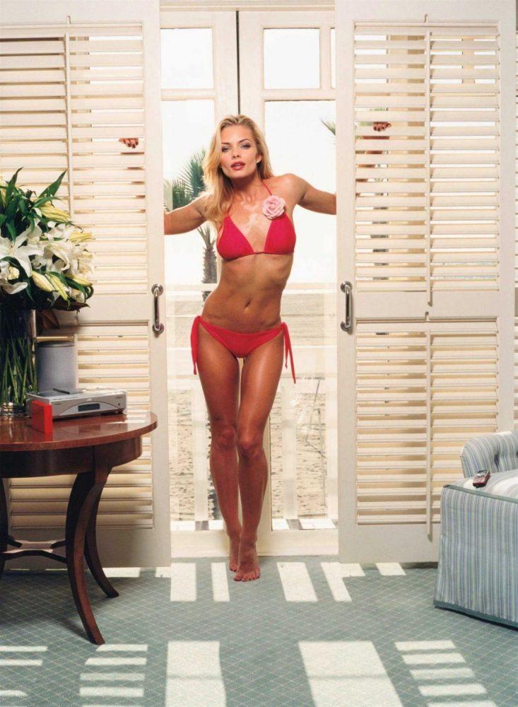 Jaime Pressly Bikini Pictures