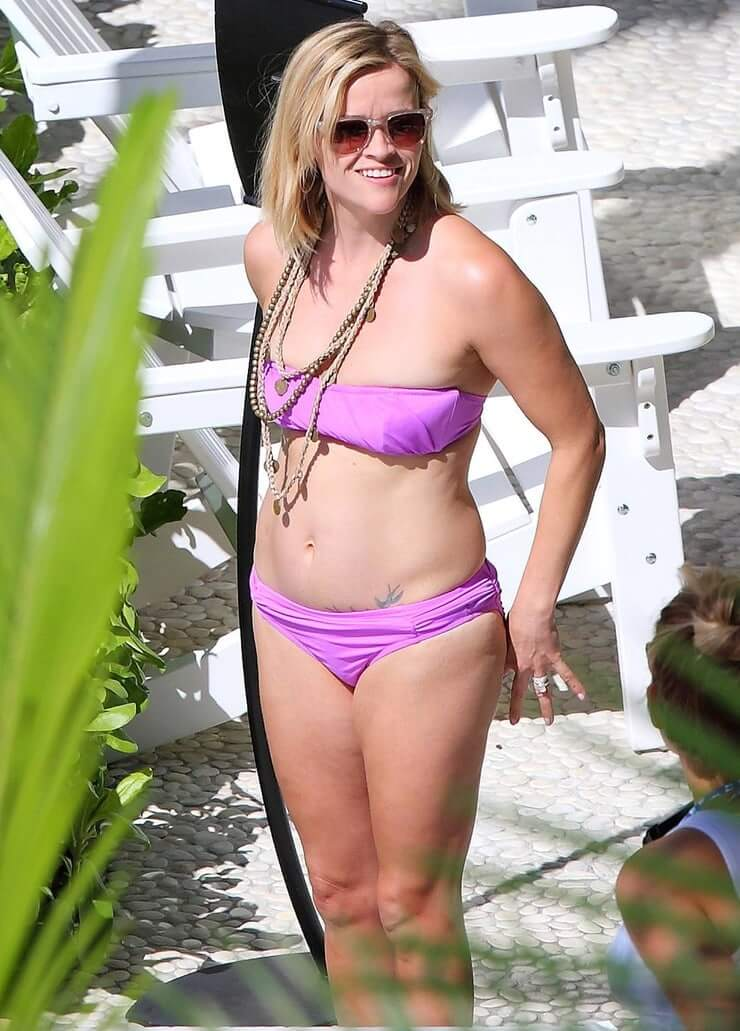 Reese Witherspoon Nude