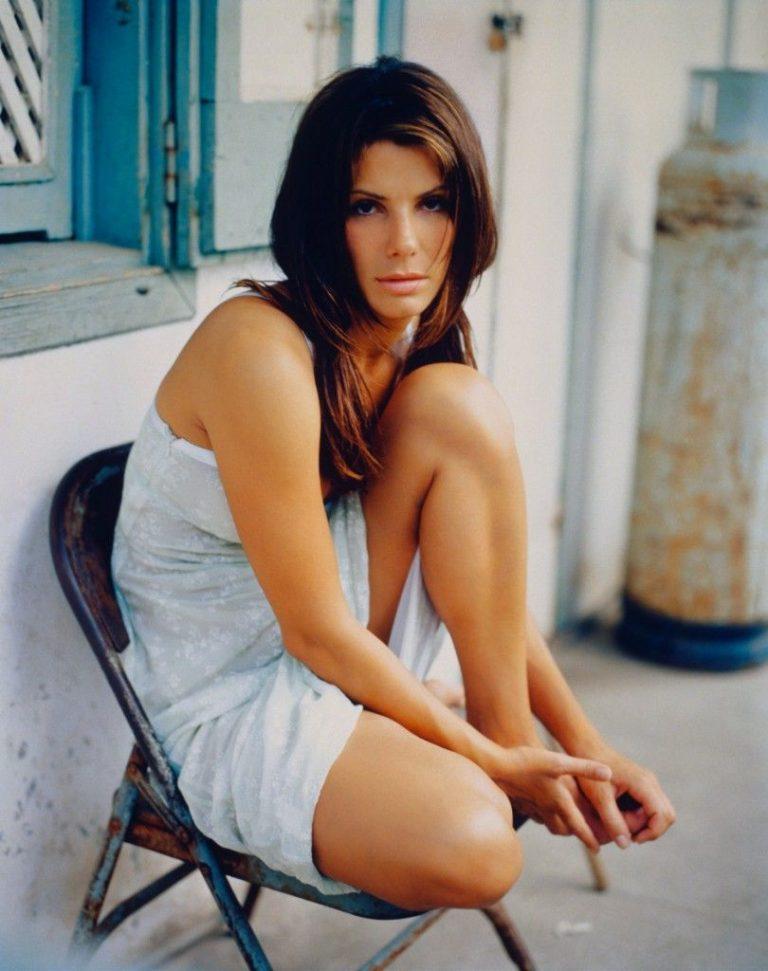 Sandra Bullock Hot Images